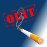 How to quit smoking without gaining the pounds?