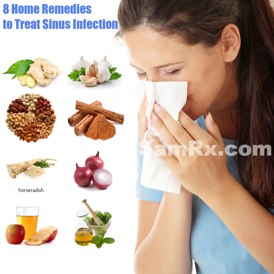 Sinusitis cure home remedy
