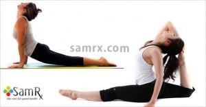 Yoga Poses for Menstrual Disorder