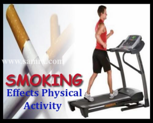 smoking effects on exercise