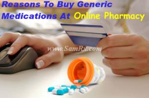Buy Generic Medications At Online Pharmacy